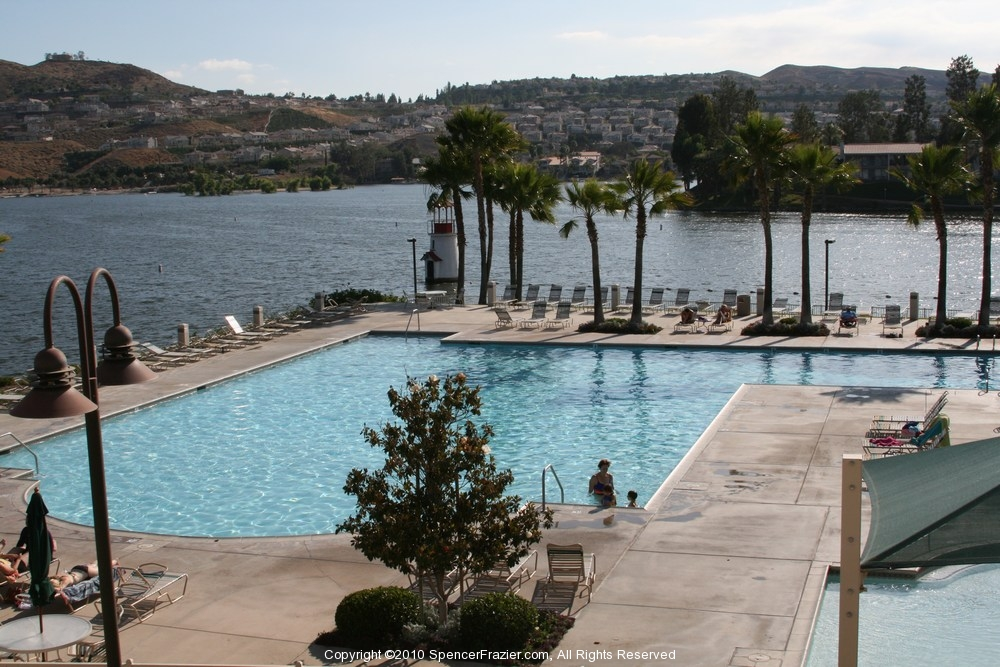Canyon Lake Swimming Pool