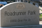 Roadrunner Park - Gray Fox Dr